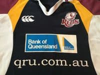 Classic Rugby Shirts | 2004 Queensland Reds Vintage Old Jerseys